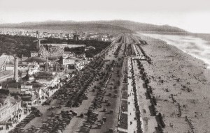 Playland at the Beach 1942